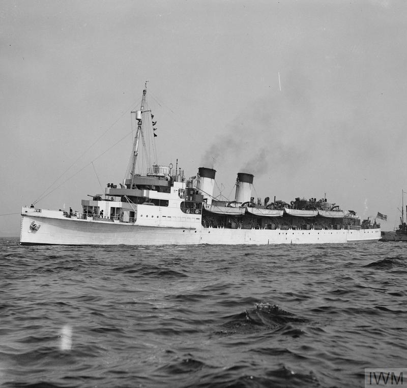 a3b47f5cec the royal naval rhine squadron rnrs